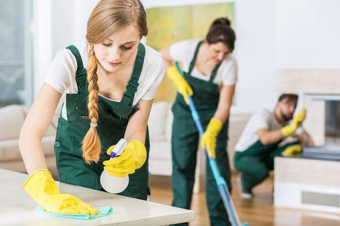 cleaning courses caboolture